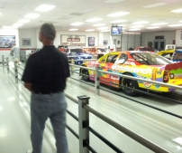 the richard childress racing museum