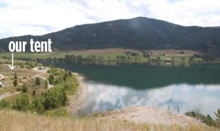 Atherton Lake campground