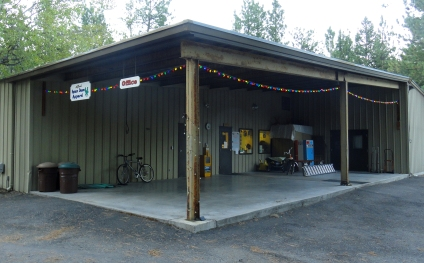 The Squaredance Center & Campground! Lolo, Montana outside of Missoula