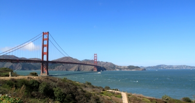 Golden Gate, SF