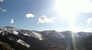 the beautiful Rockies!